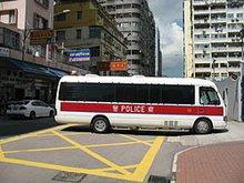 为警察机动部队专用的新款警察运兵车,俗称子弹头,于2008年投入服务。