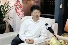 盧永峰接受中央電視臺專訪