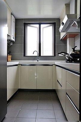 晶钢门板橱柜安装步调 每步安装步调皆不克不及小视