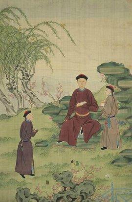 中国兄弟连_爱新觉罗·弘昼_360百科