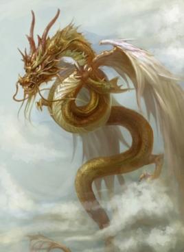 应龙 - 古代中国神话创世神  免费编辑   修改义项名