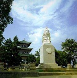 襄樊南漳香水河风景区