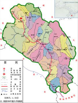 宕昌县 - 甘肃省陇南市下辖县  免费编辑   修改义项名