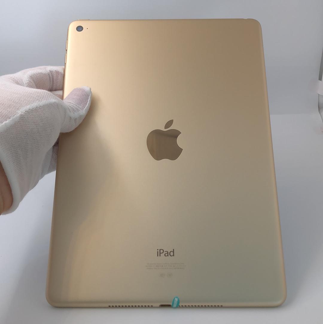 苹果【iPad Air 2】WIFI版 金色 32G 国行 99新