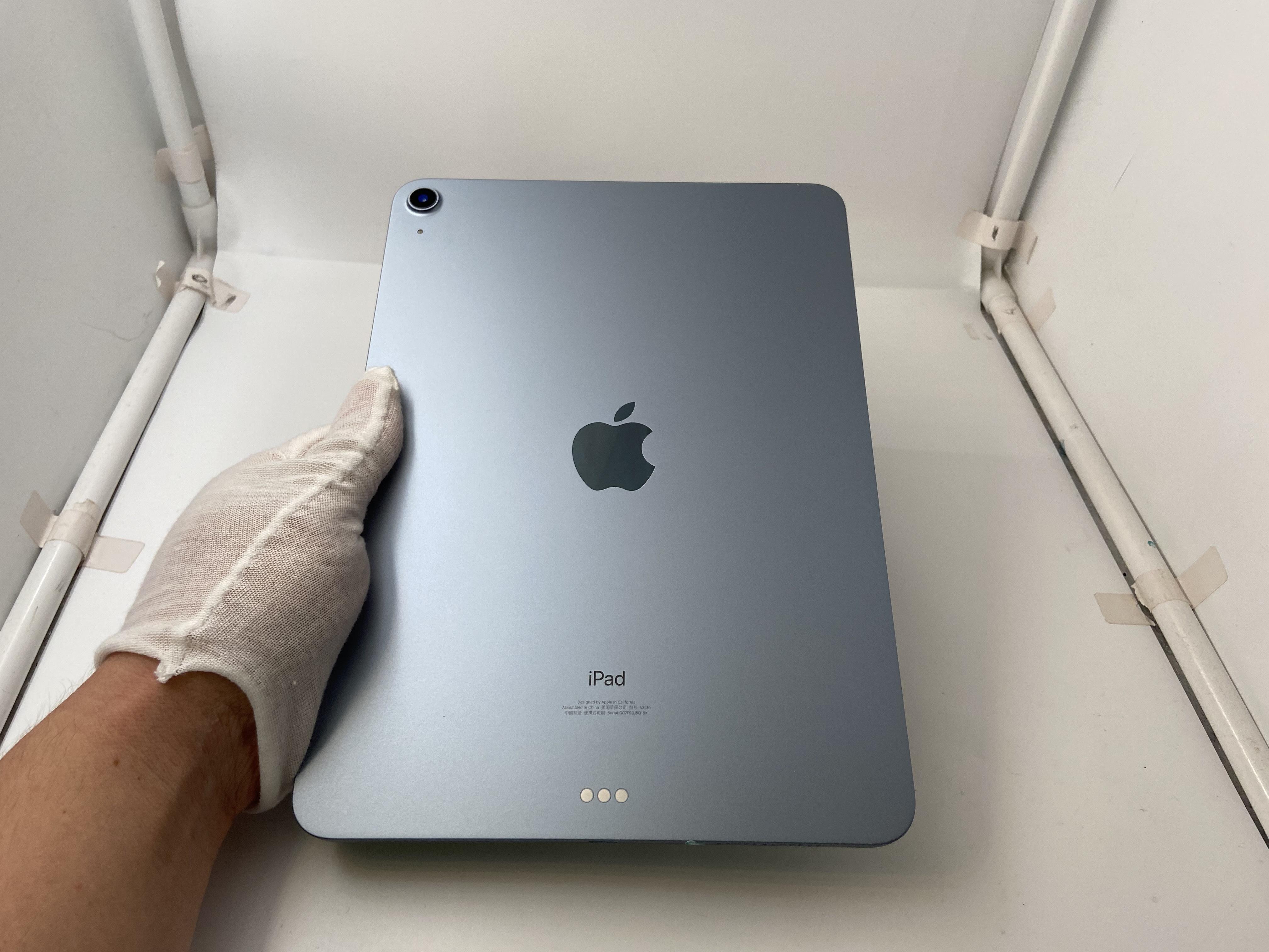 苹果【iPad Air4 10.9英寸 20款】WIFI版 天蓝色 256G 国行 99新