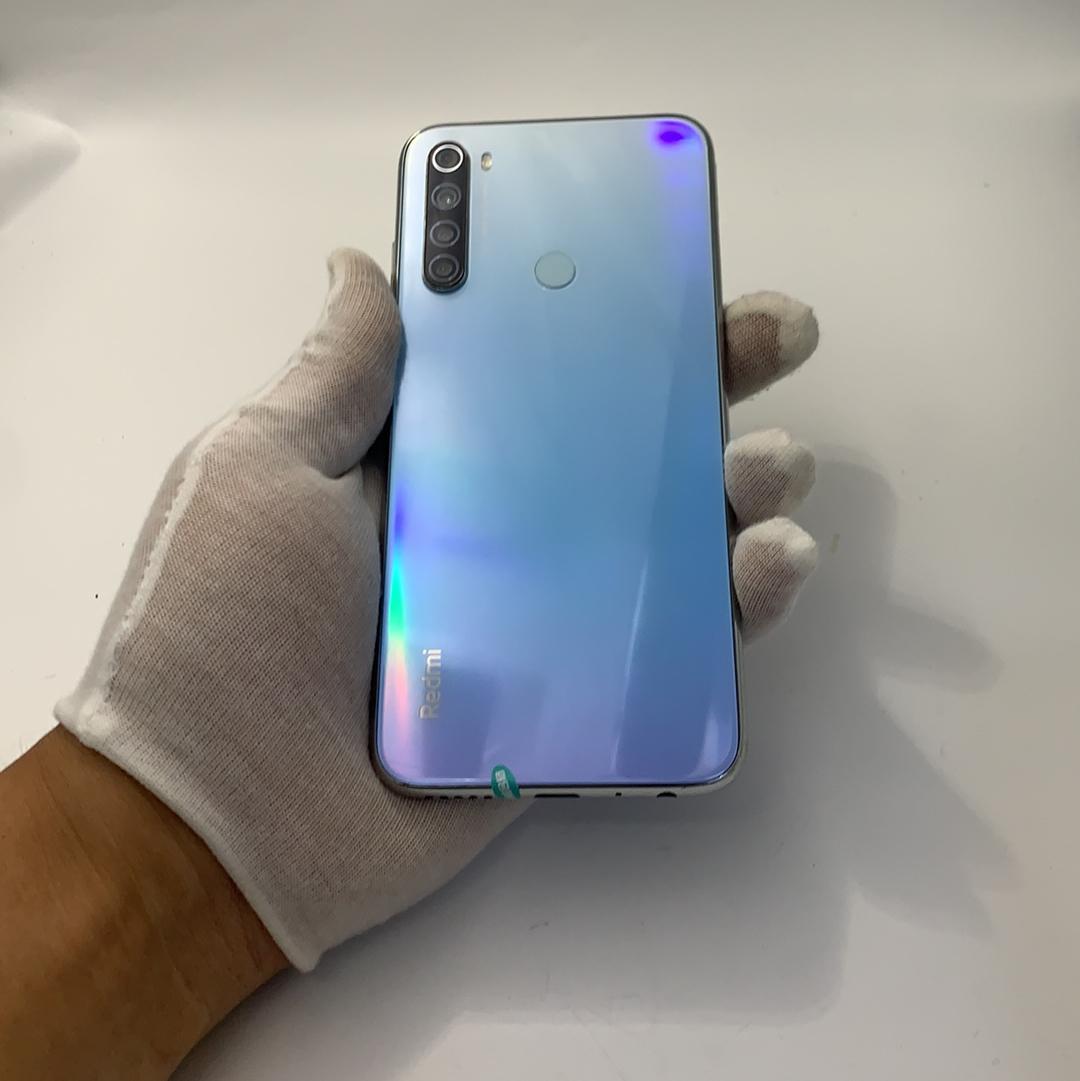 小米【Redmi Note 8】全网通 蓝色 6G/128G 国行 8成新