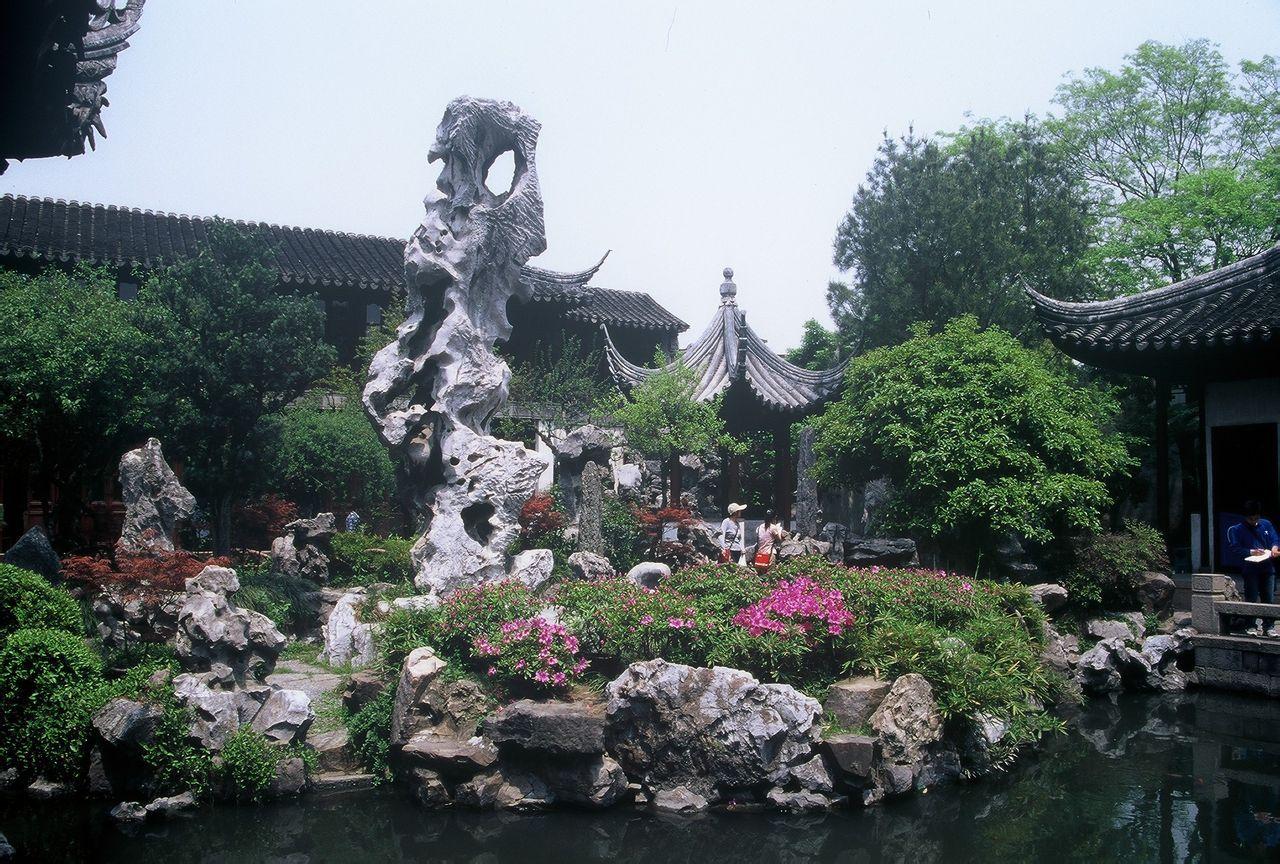 中国四大绝品奇石_中国四大名园_360百科