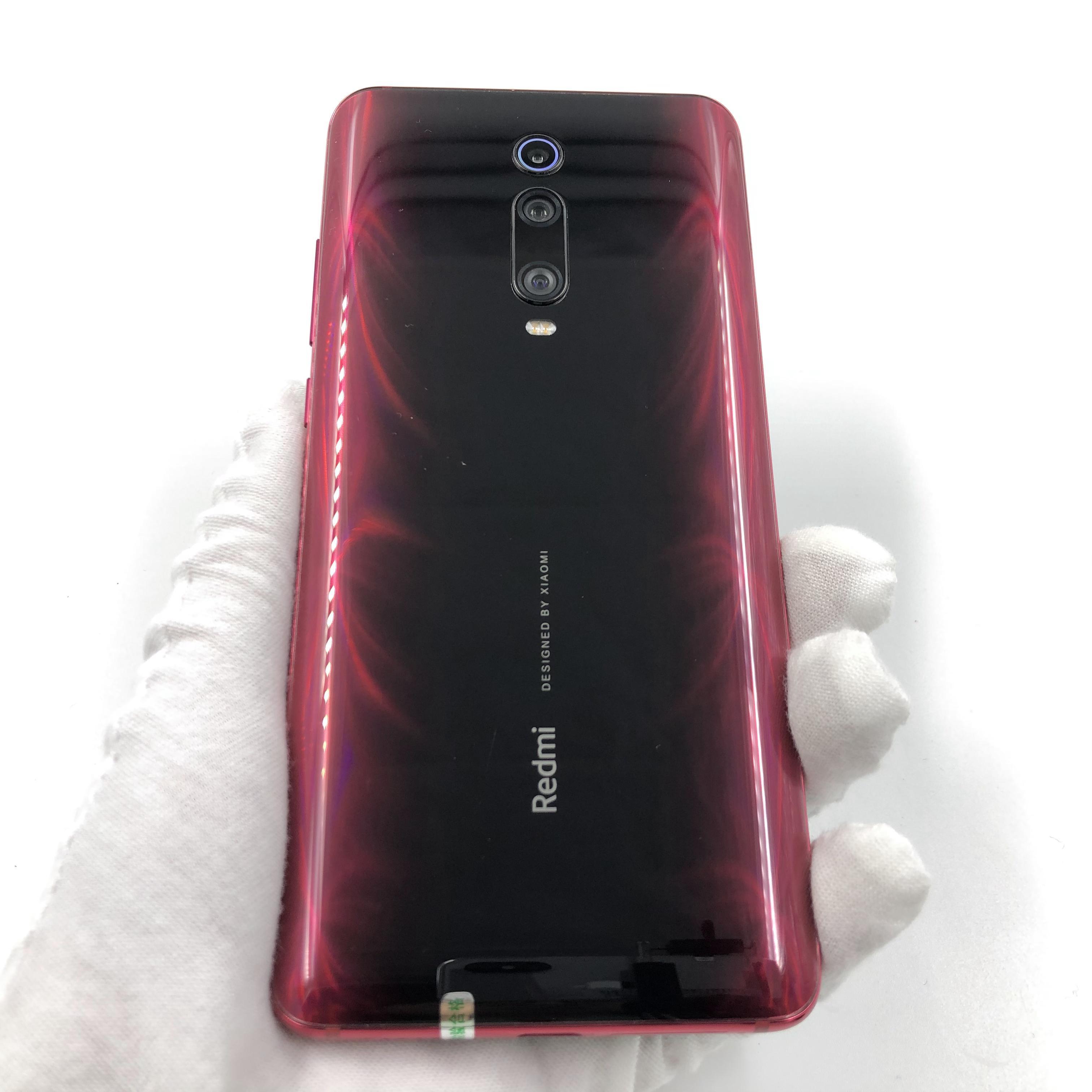 小米【Redmi K20 Pro】4G全网通 红色 6G/128G 国行 9成新 真机实拍
