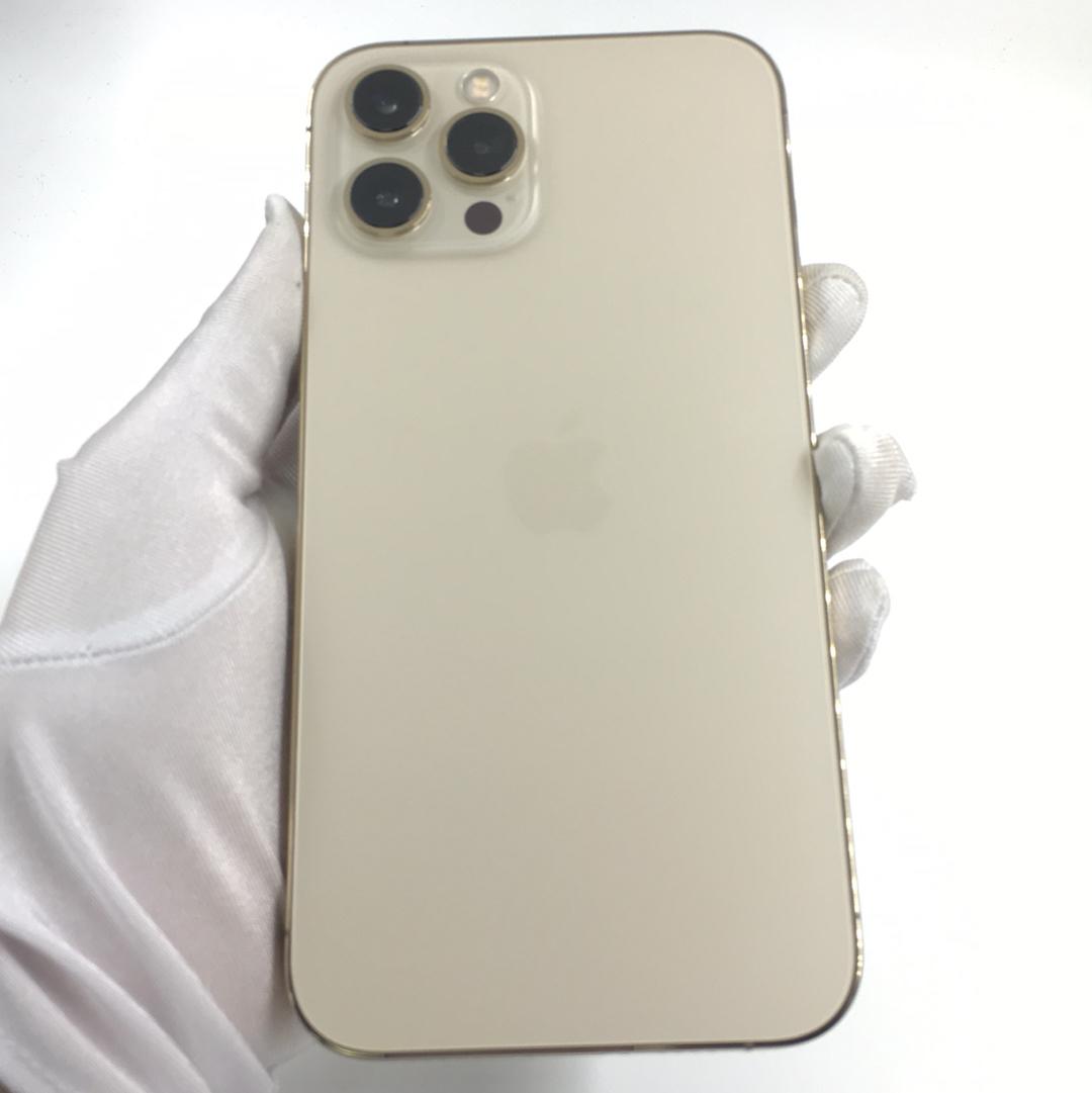苹果【iPhone 12 Pro Max】5G全网通 金色 512G 国行 全新 512G真机实拍激活不退不换