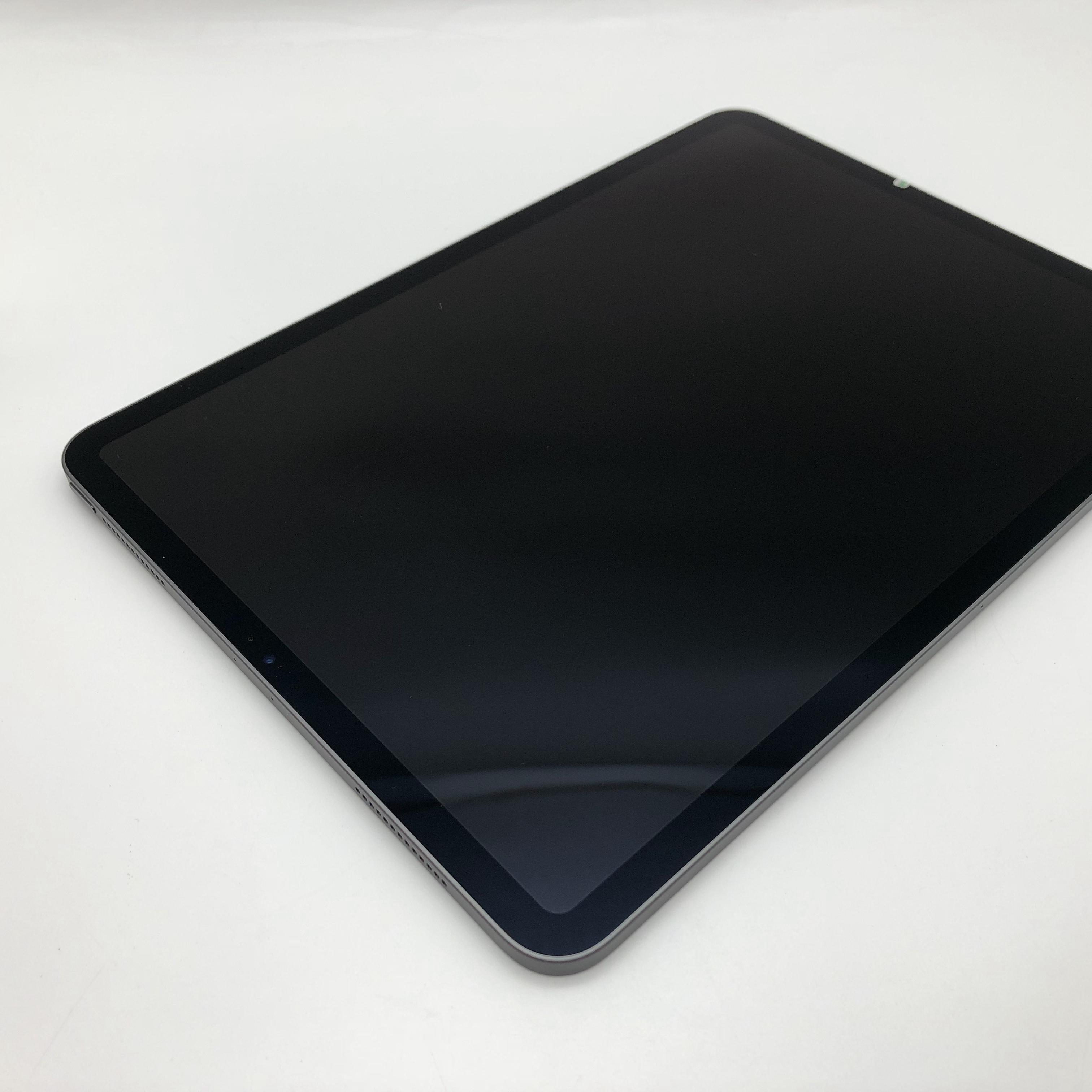 苹果【iPad Pro 11英寸  20款】WIFI版 深空灰 128G 国行 95新 真机实拍官保2021-09-25