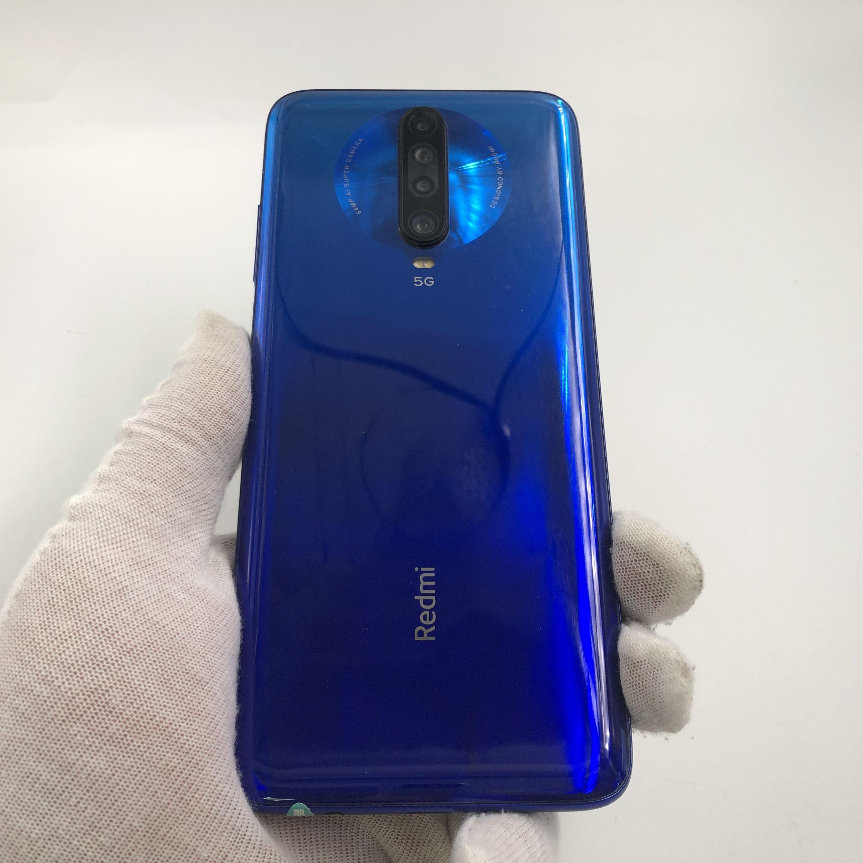 小米【Redmi K30 5G】5G全网通 深海微光 8G/128G 国行 95新