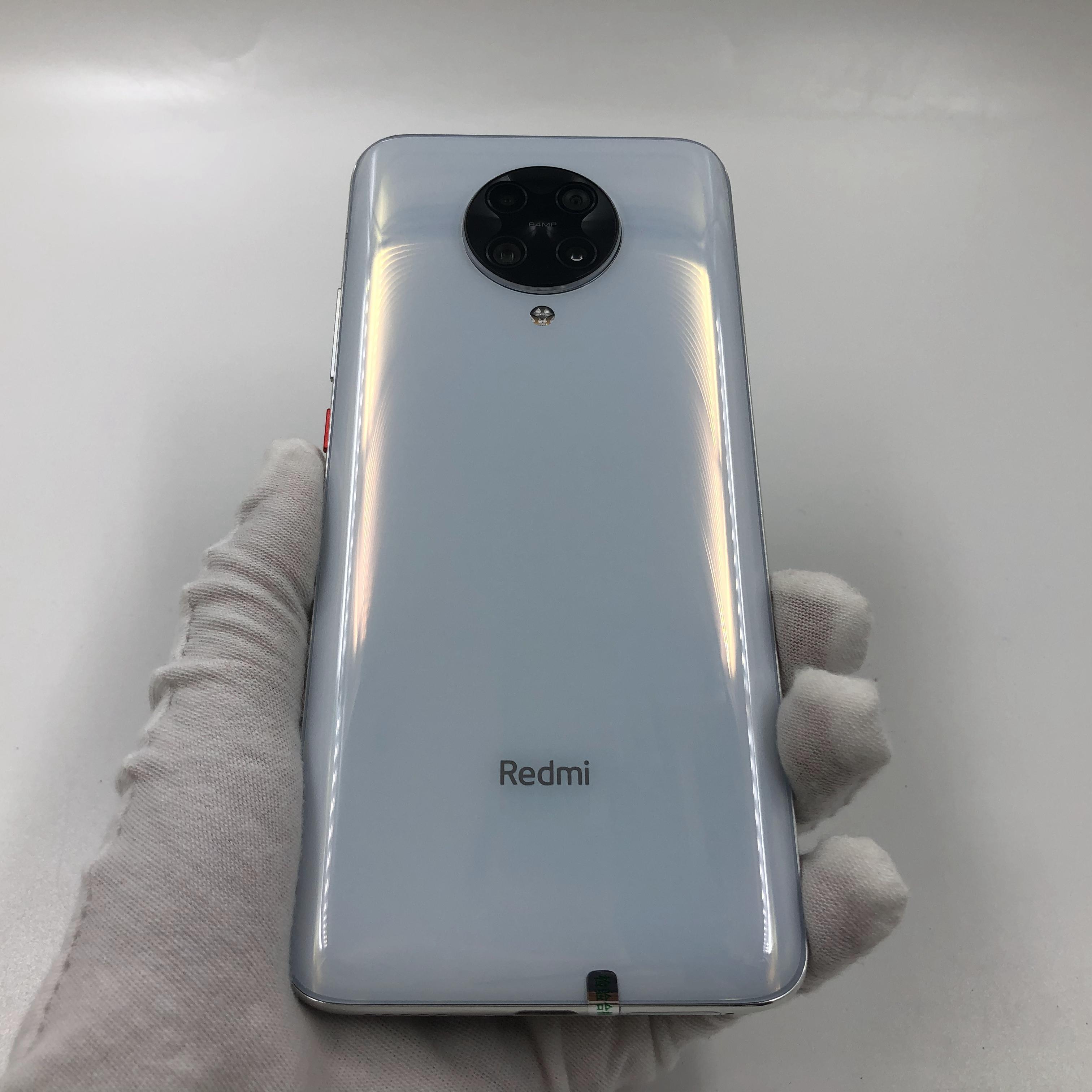 小米【Redmi k30 Pro 5G】5G全网通 月幕白 12G/128G 国行 95新 真机实拍