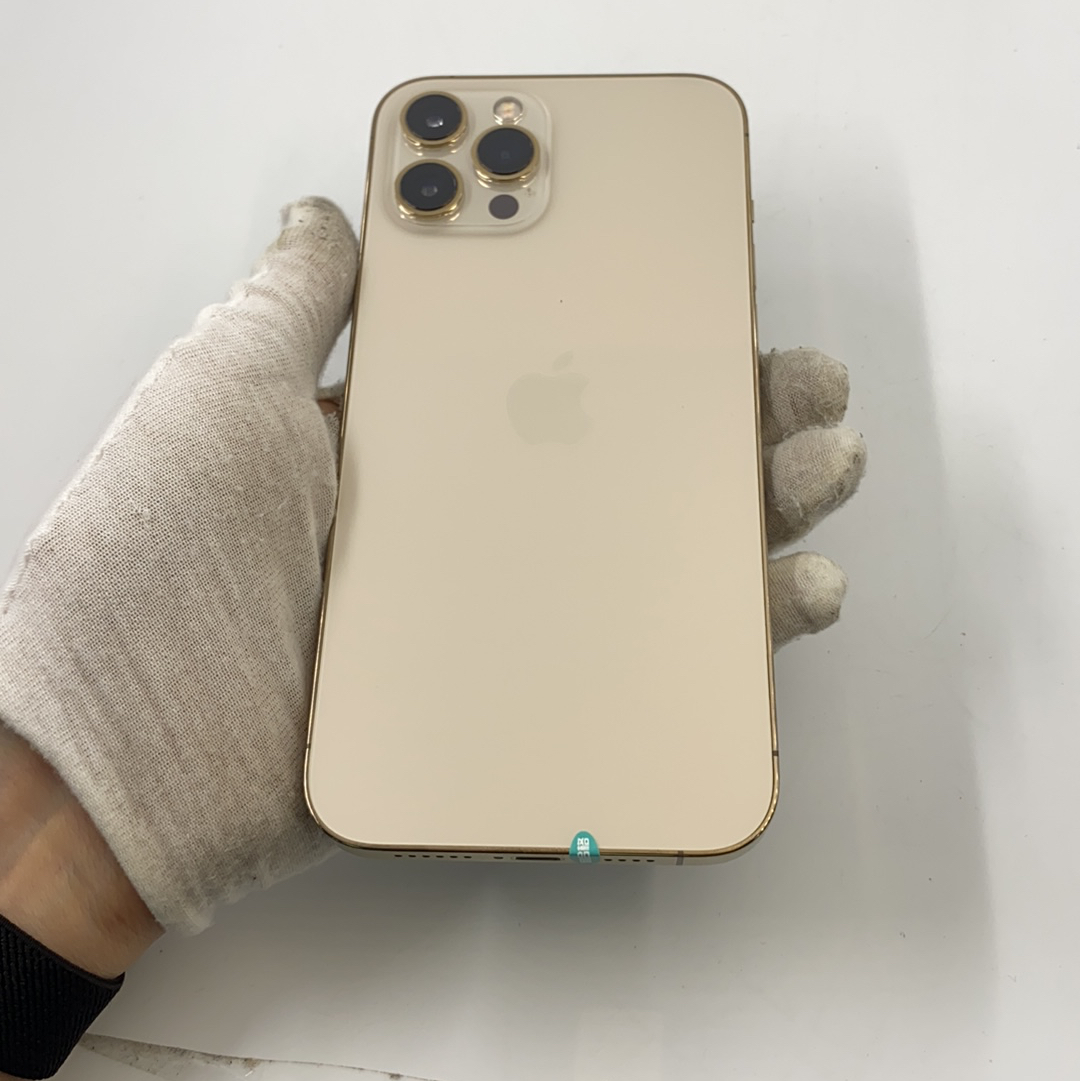 苹果【iPhone 12 Pro Max】5G全网通 金色 256G 国行 95新