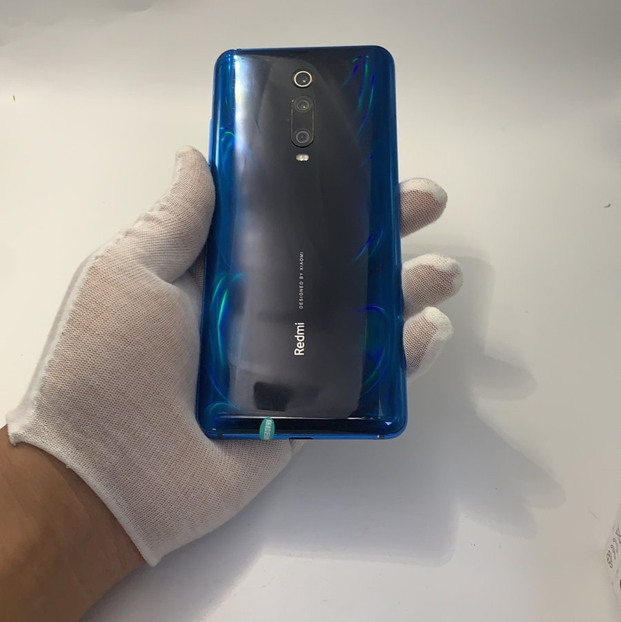 小米【Redmi K20 Pro】4G全网通 蓝色 8G/256G 国行 95新