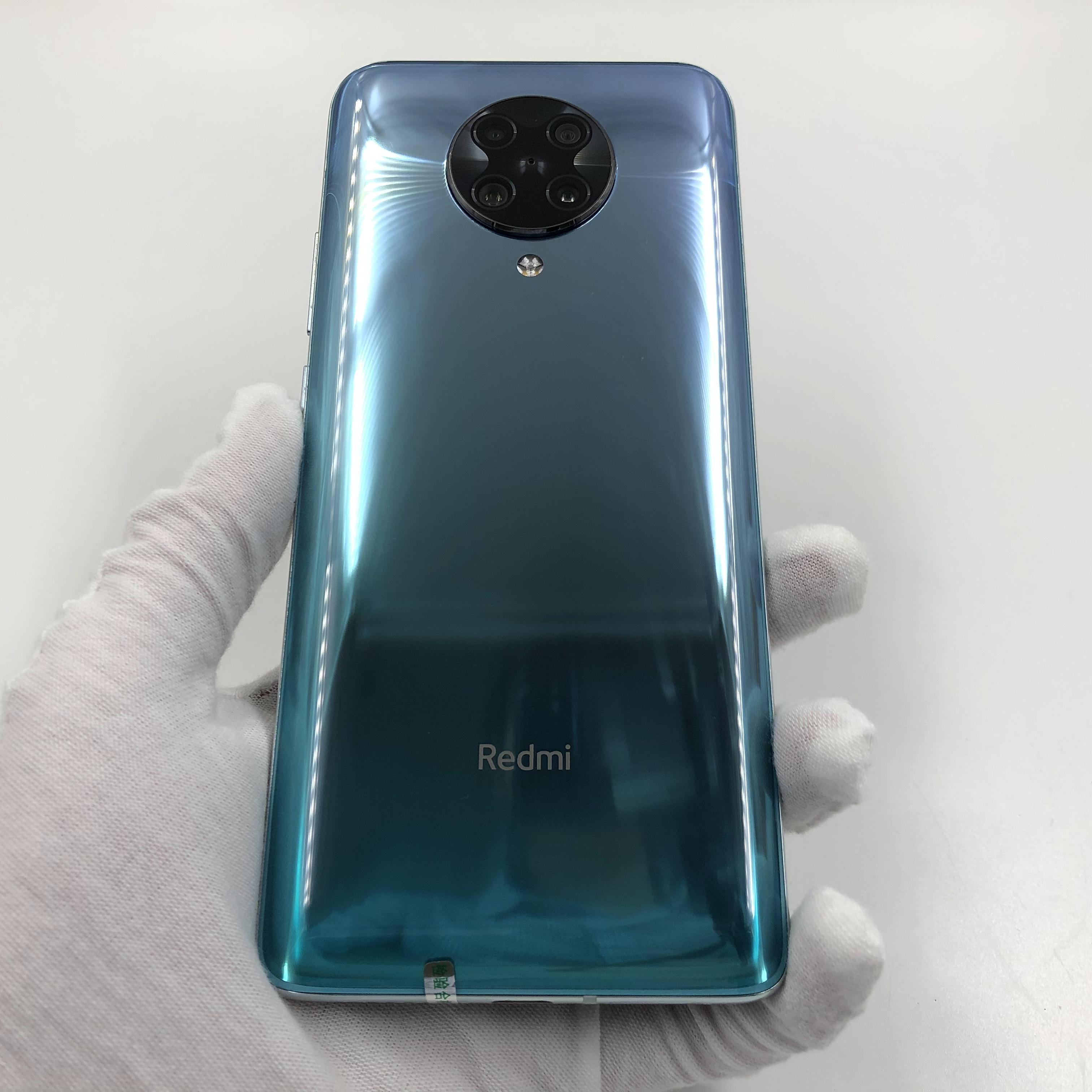 小米【Redmi K30 至尊 5G】5G全网通 薄荷绿 8G/128G 国行 95新 真机实拍