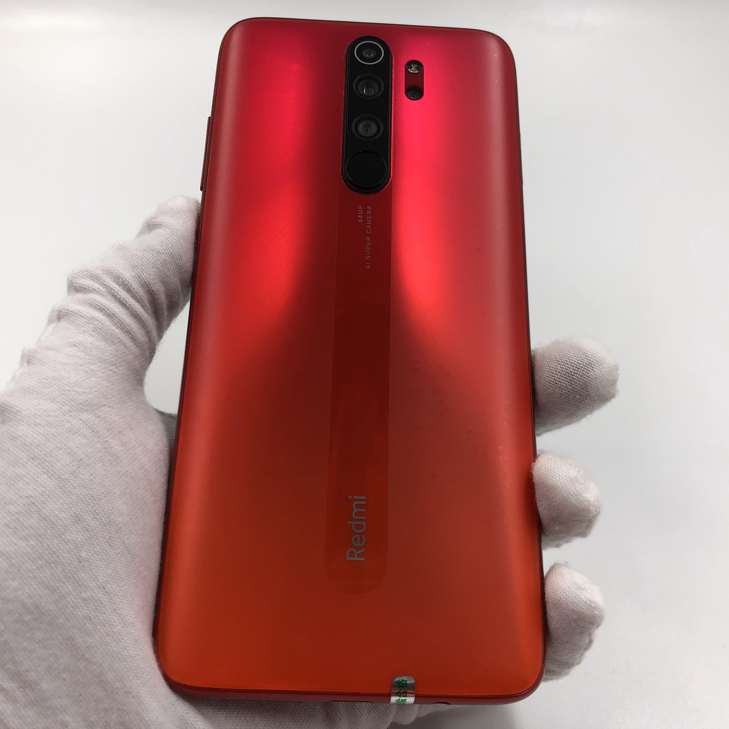 小米【Redmi Note 8 Pro】4G全网通 暮光橙 6G/128G 国行 9成新 真机实拍