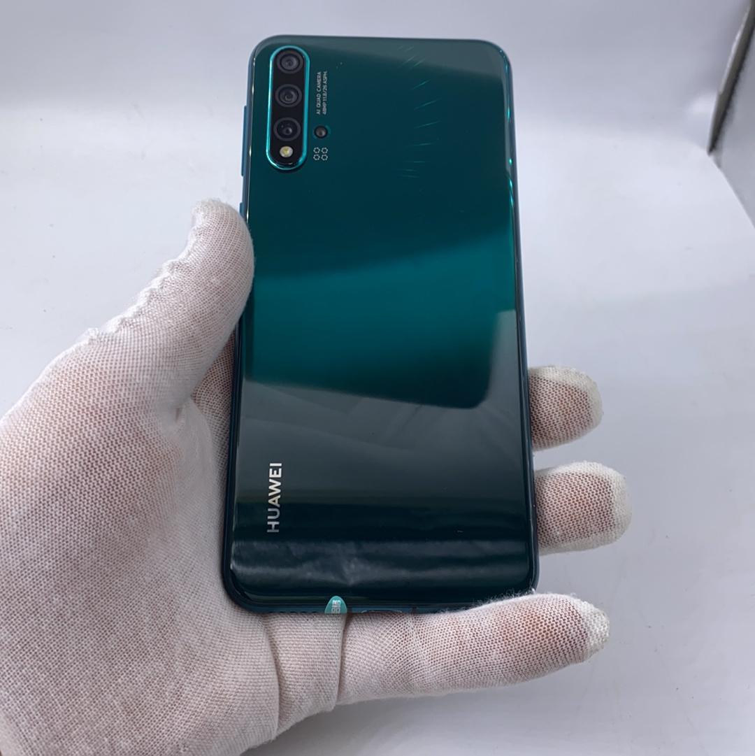 华为【nova 5 Pro】4G全网通 绿色 8G/256G 国行 9成新