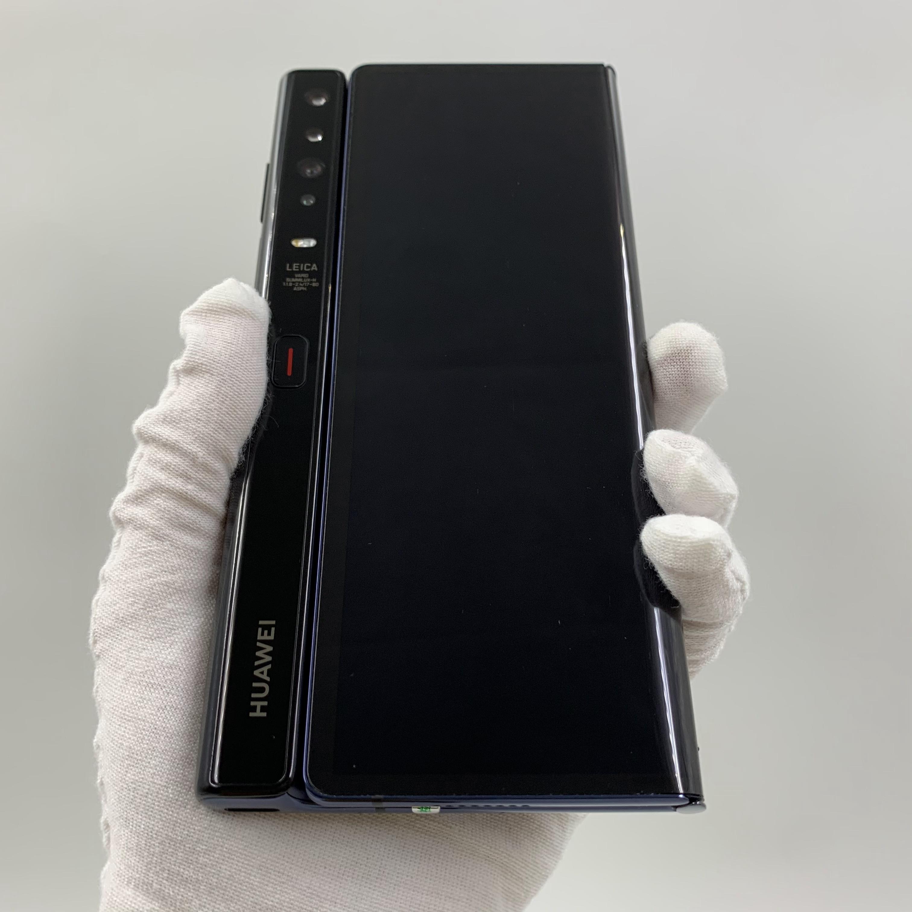 华为【Mate Xs 5G】5G全网通 星际蓝 8G/512G 国行 95新 真机实拍