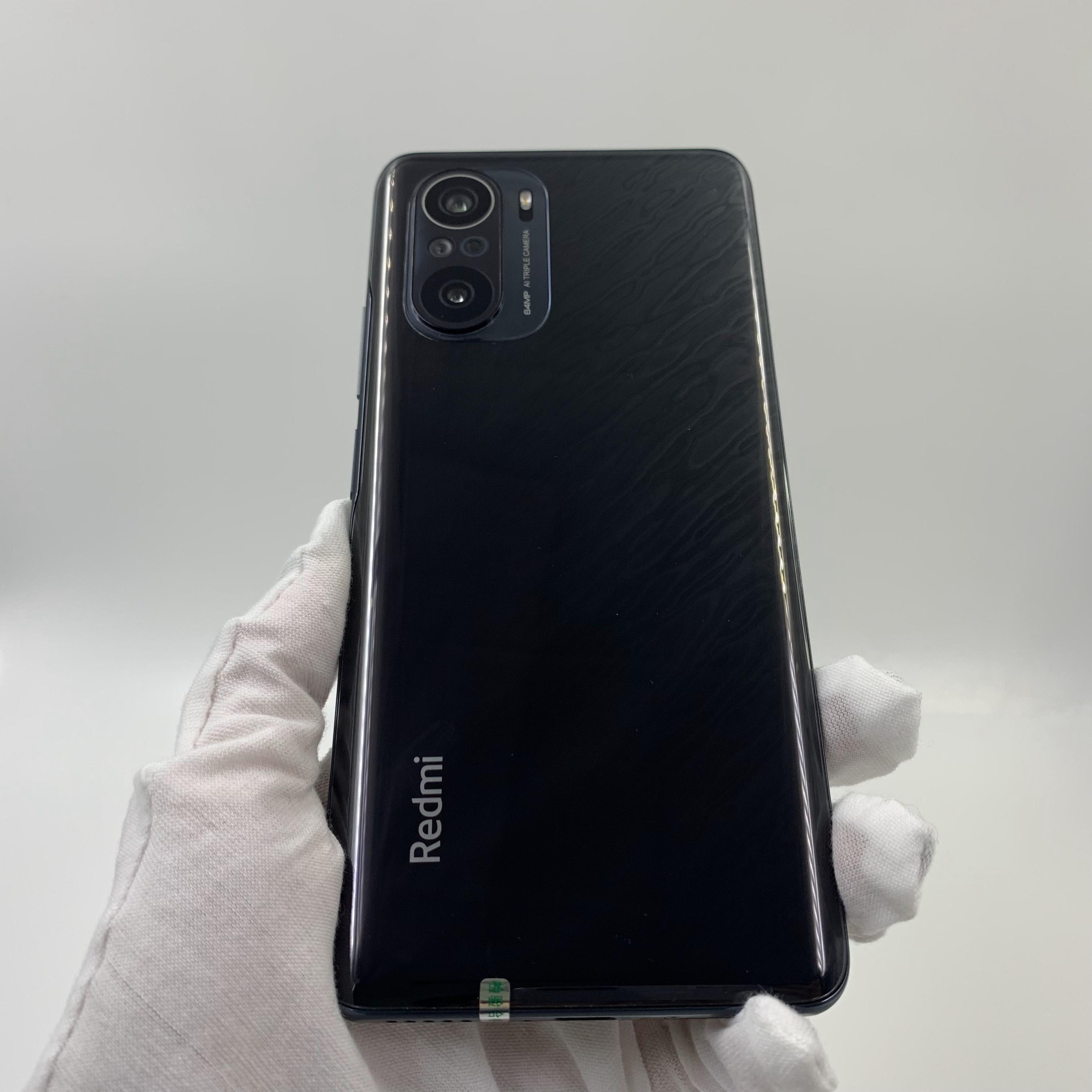 小米【Redmi K40 Pro 5G】5G全网通 墨羽 8G/128G 国行 95新 真机实拍
