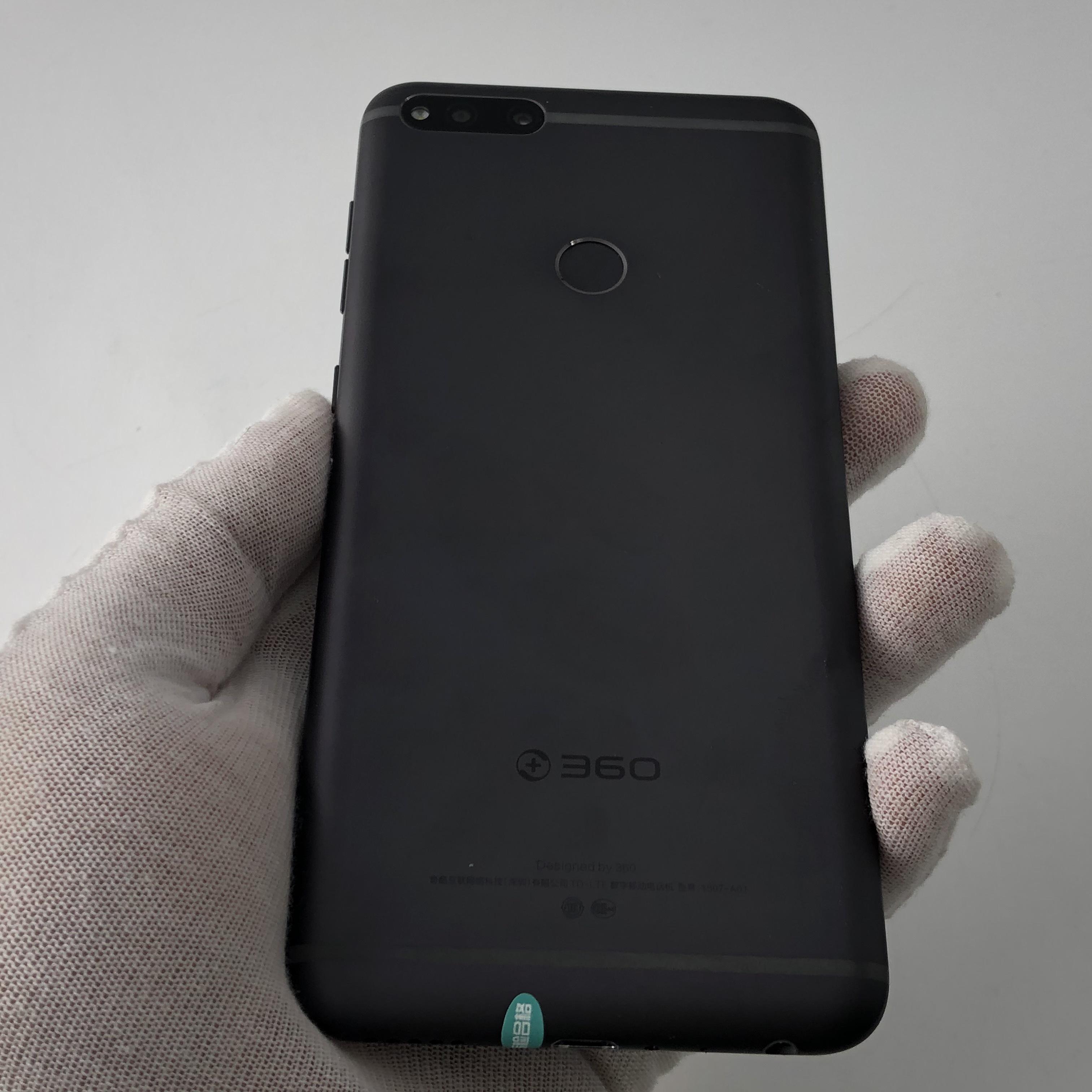 360手机【N7】全网通 黑色 6G/64G 国行 9成新