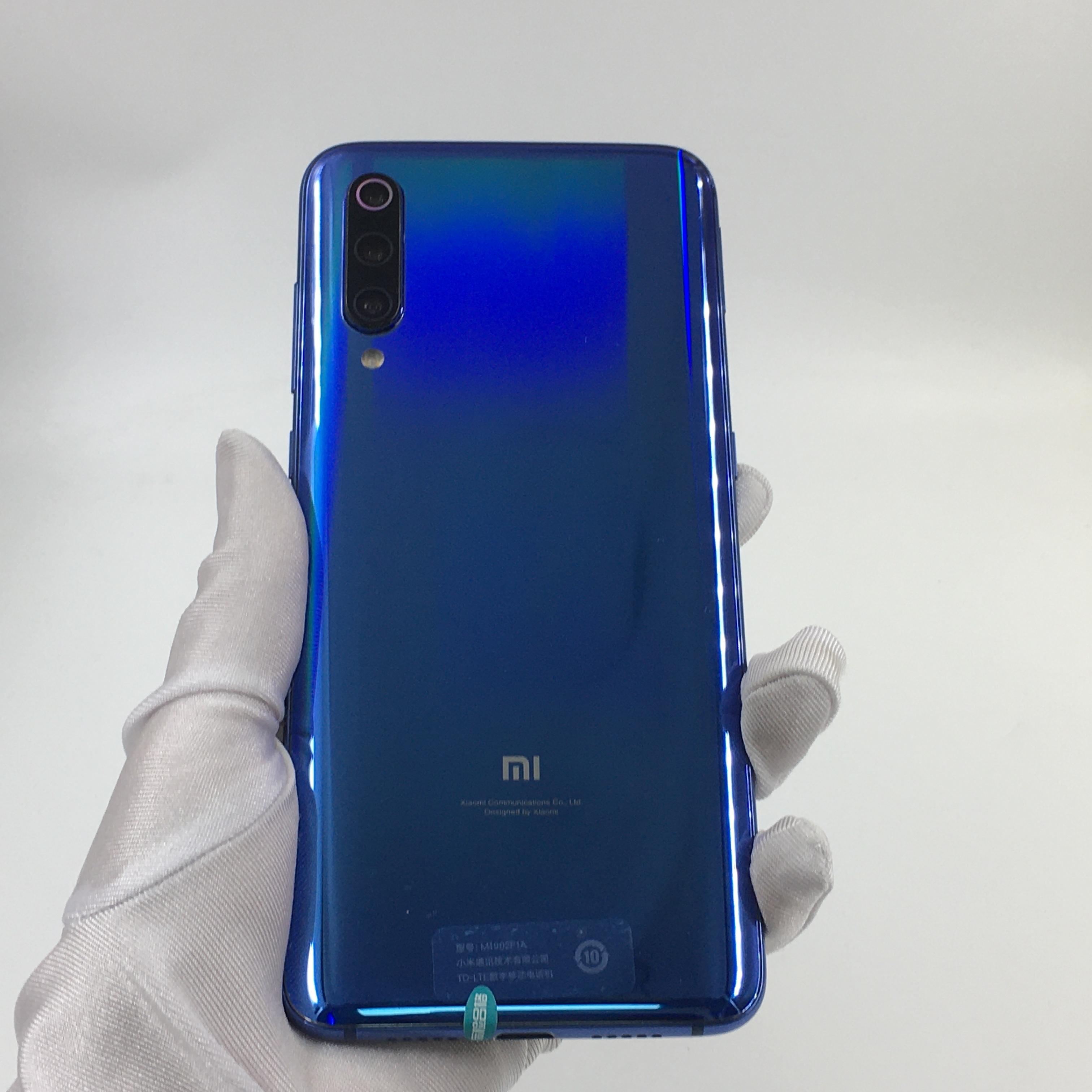 小米【小米 CC 9e】4G全网通 蓝色 6G/128G 国行 9成新 6G/128G真机实拍
