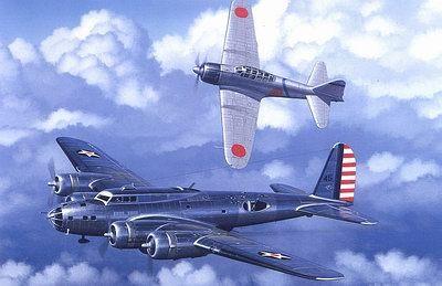飞行堡垒7_B-17轰炸机_360百科