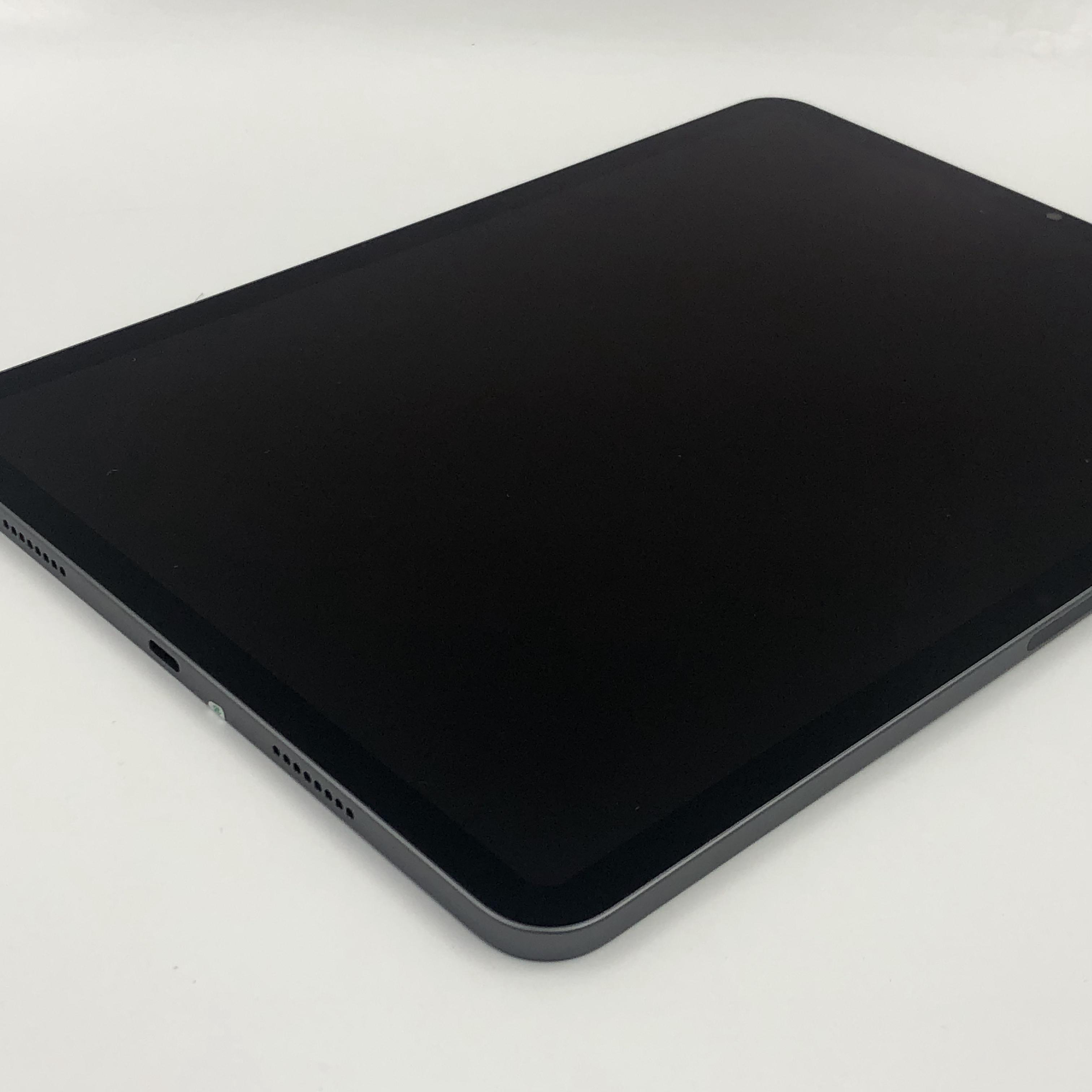 苹果【iPad Pro 11英寸 21款】WIFI版 深空灰 128G 国行 99新 真机实拍保修2022-06-04