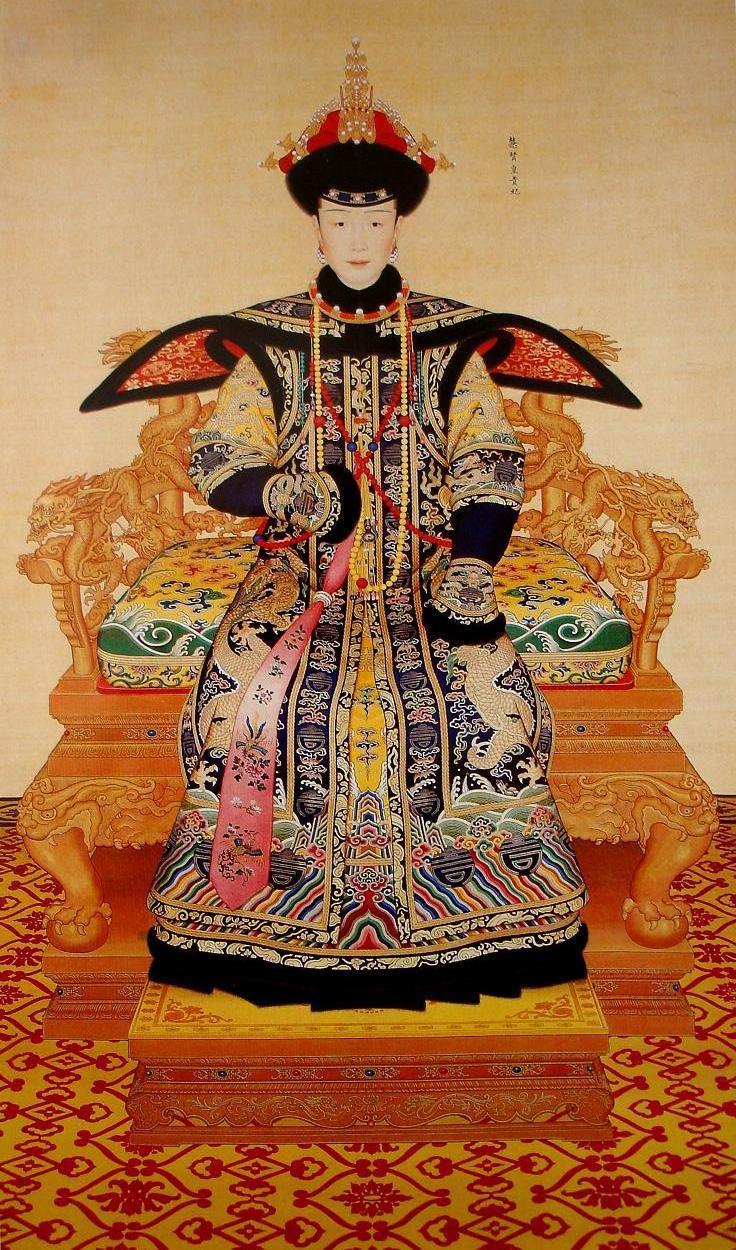 Qin Dynasty 慧贤皇贵妃_360百...