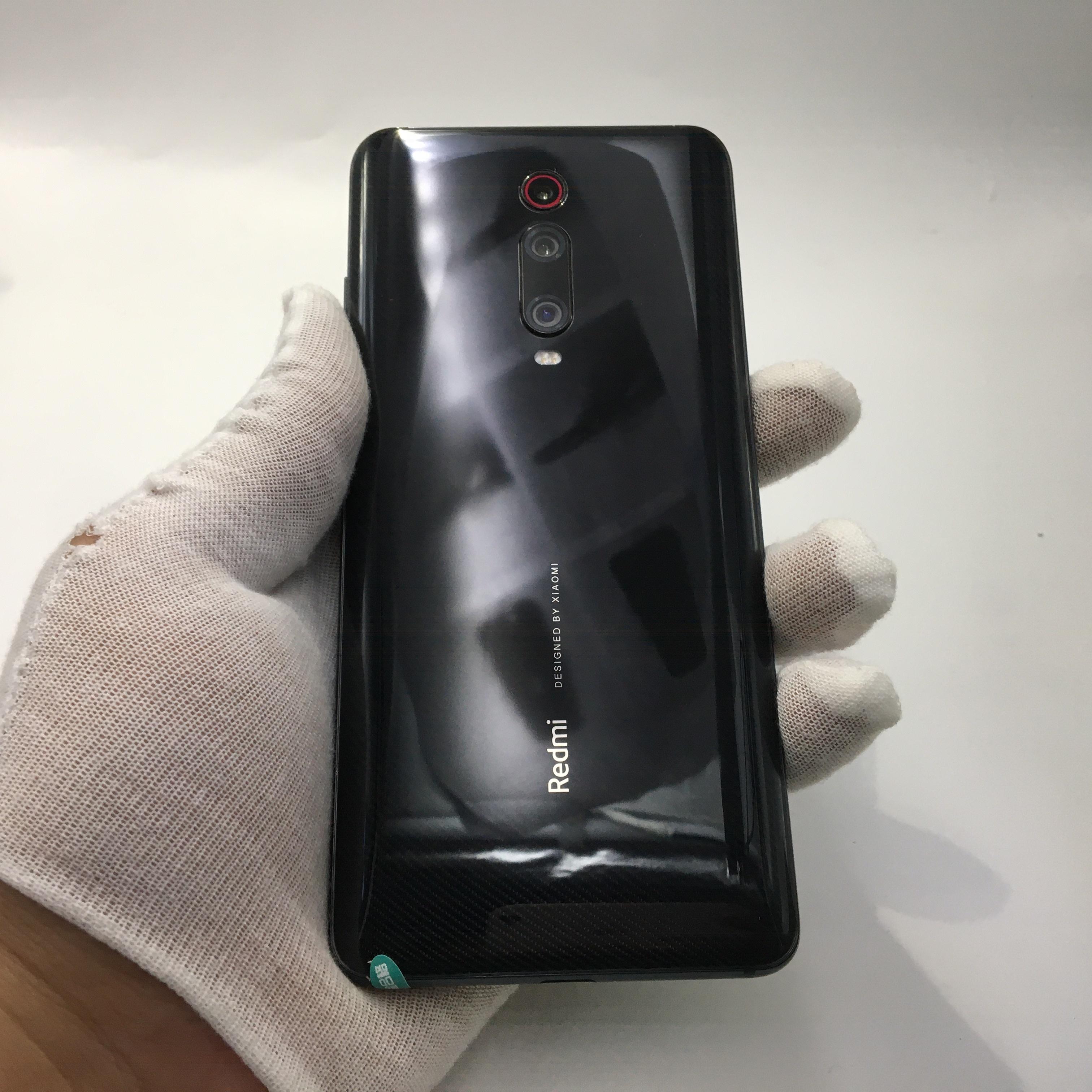小米【Redmi K20 Pro】4G全网通 黑色 8G/256G 国行 8成新