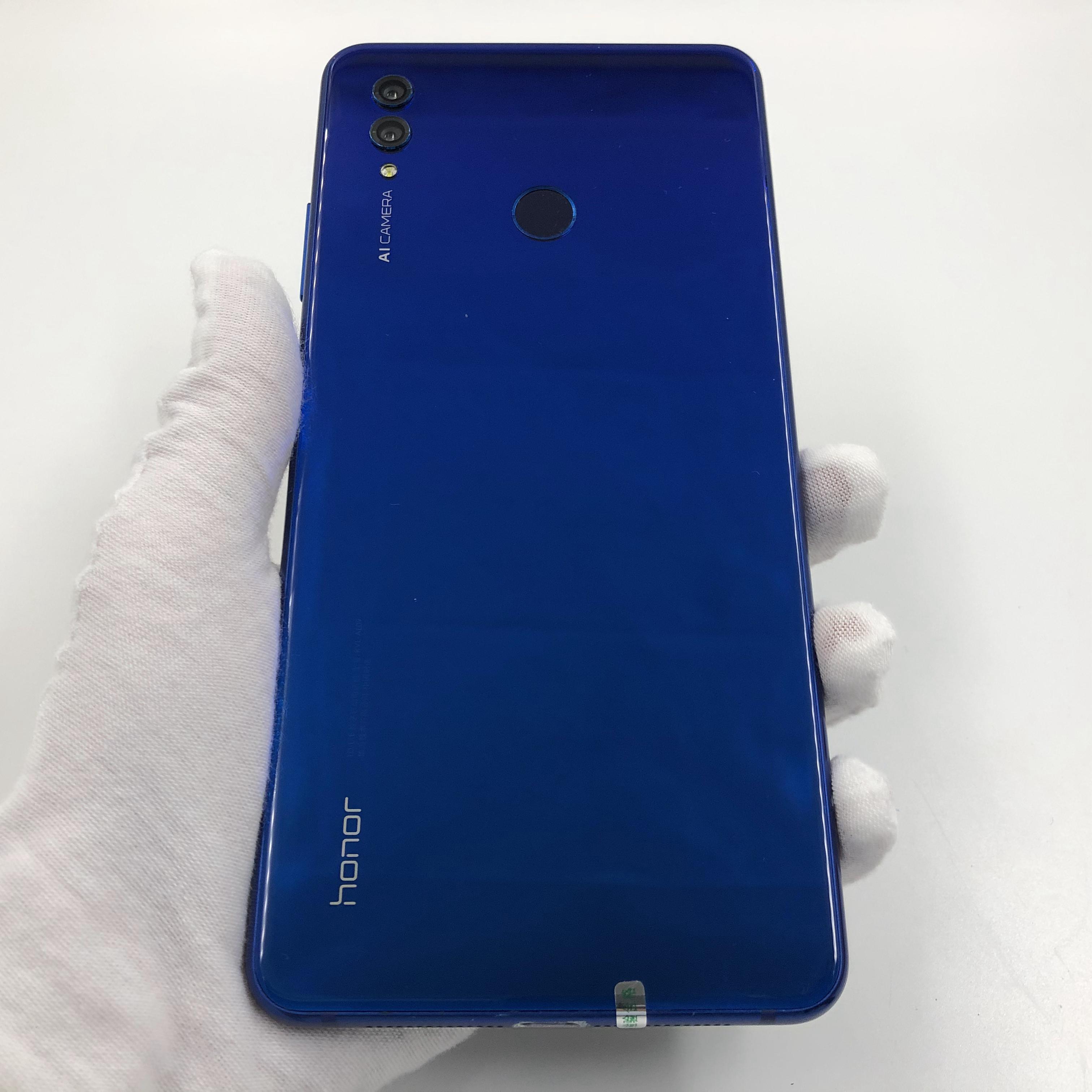 荣耀【荣耀 Note10】4G全网通 蓝色 6G/128G 国行 7成新 真机实拍