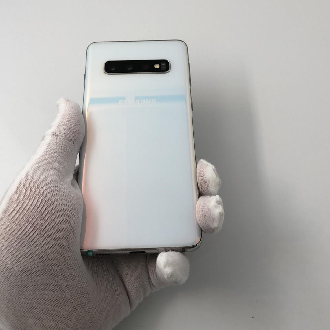 三星【Galaxy S10】4G全网通 白色 8G/128G 国行 9成新