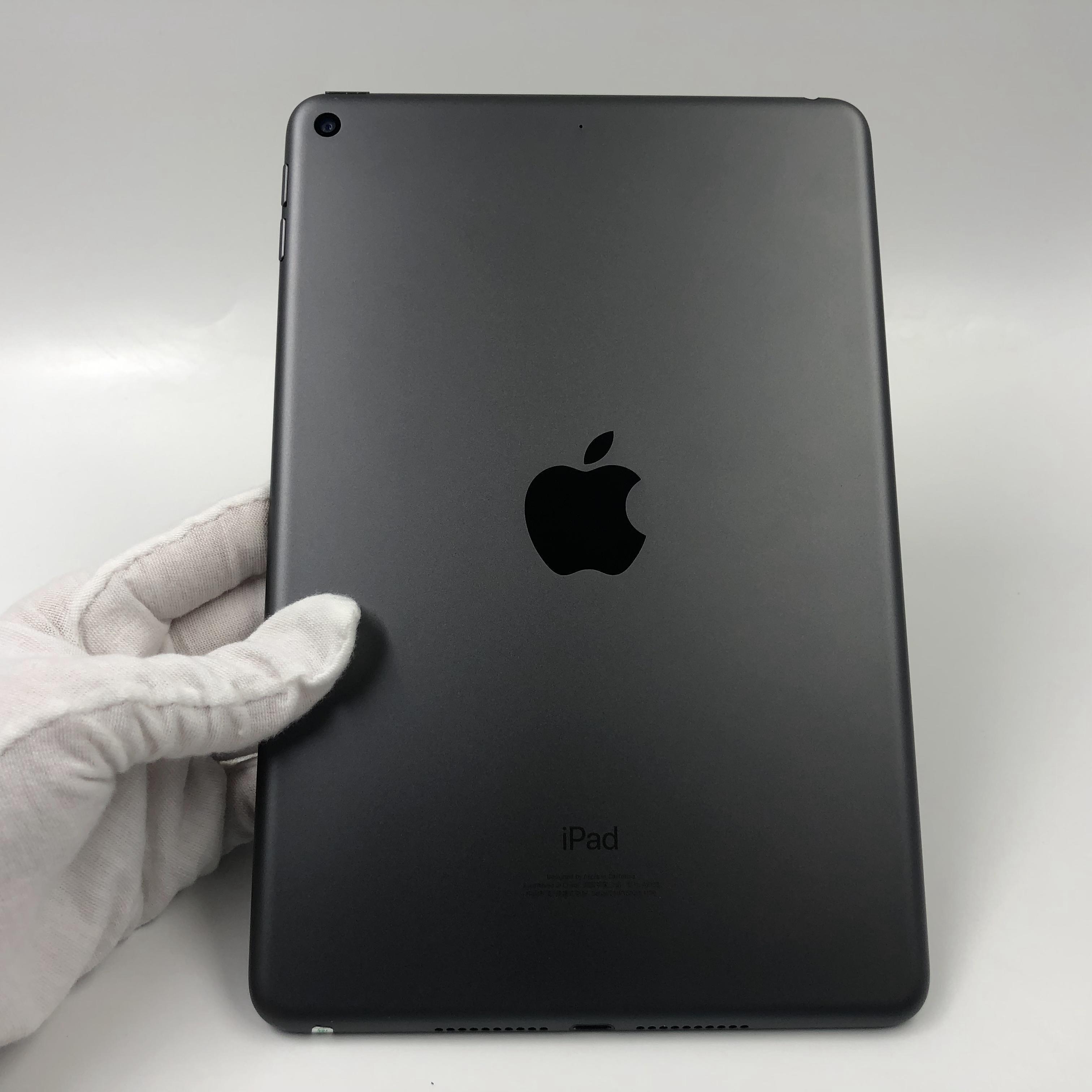 苹果【iPad mini5 7.9英寸 19款】WIFI版 银色 64G 国行 95新 真机实拍官保2022-01-19