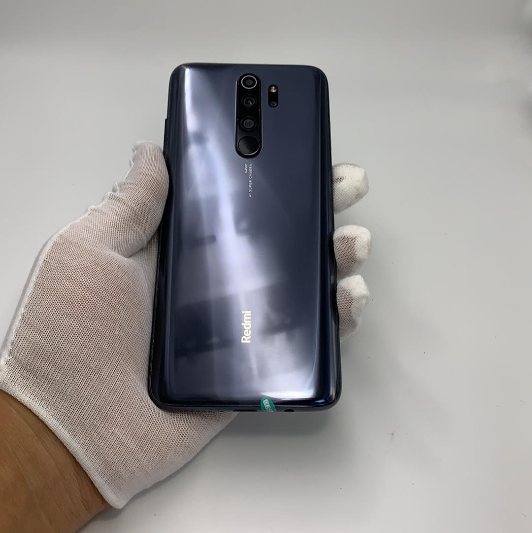 小米【Redmi Note 8 Pro】4G全网通 电光灰 8G/128G 国行 8成新