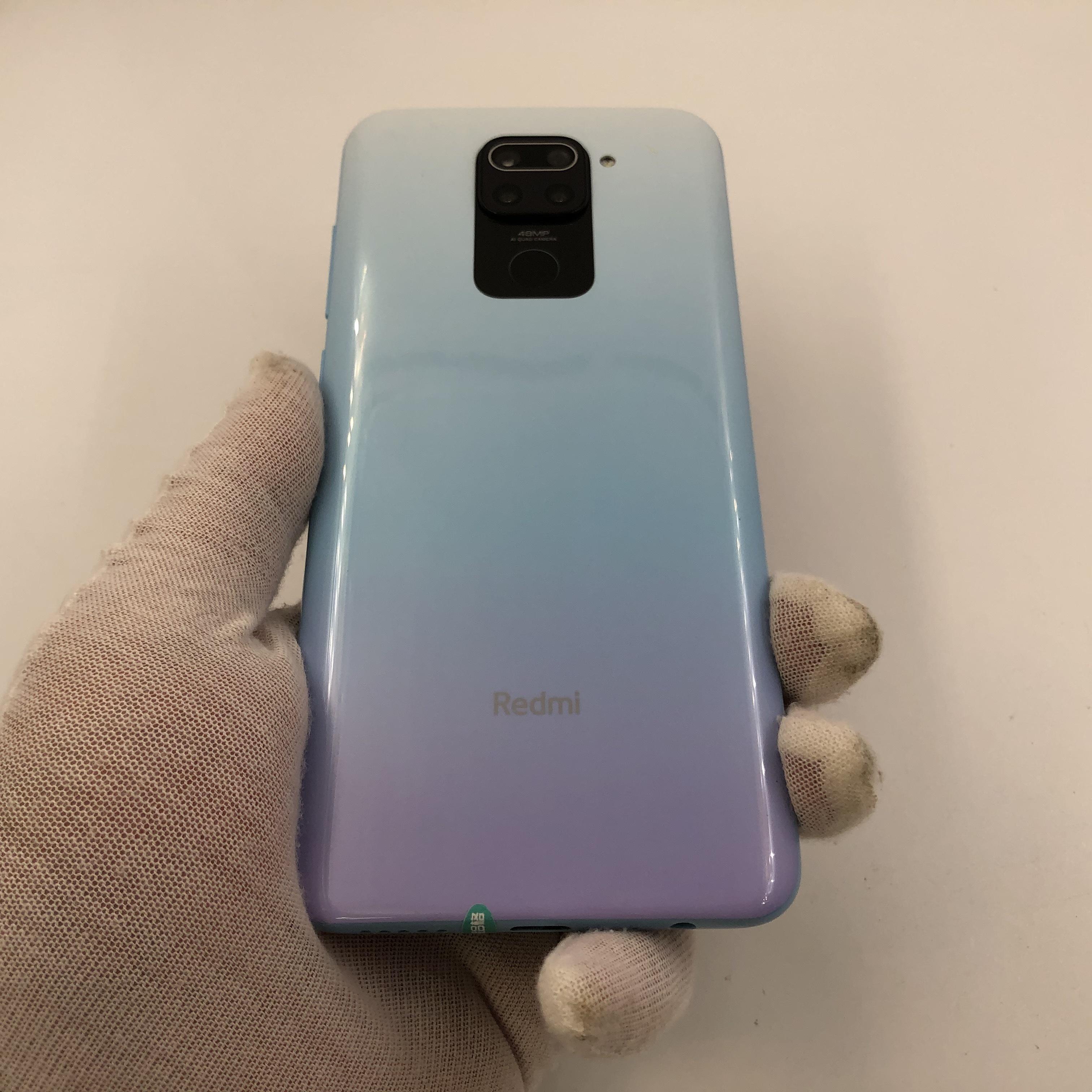 小米【Redmi 10X 4G】4G全网通 天际蓝 6G/128G 国行 95新