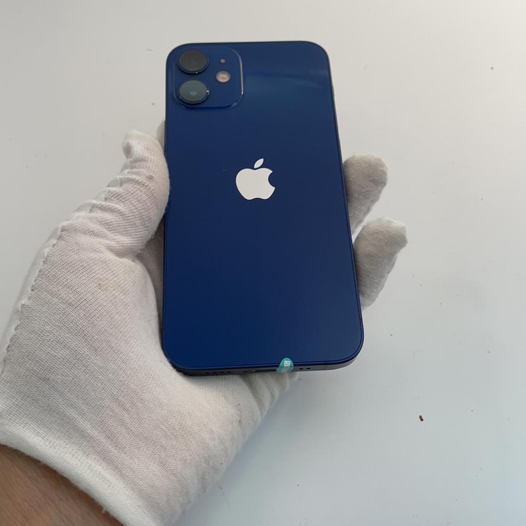 苹果【iPhone 12 mini】5G全网通 蓝色 128G 国行 9成新