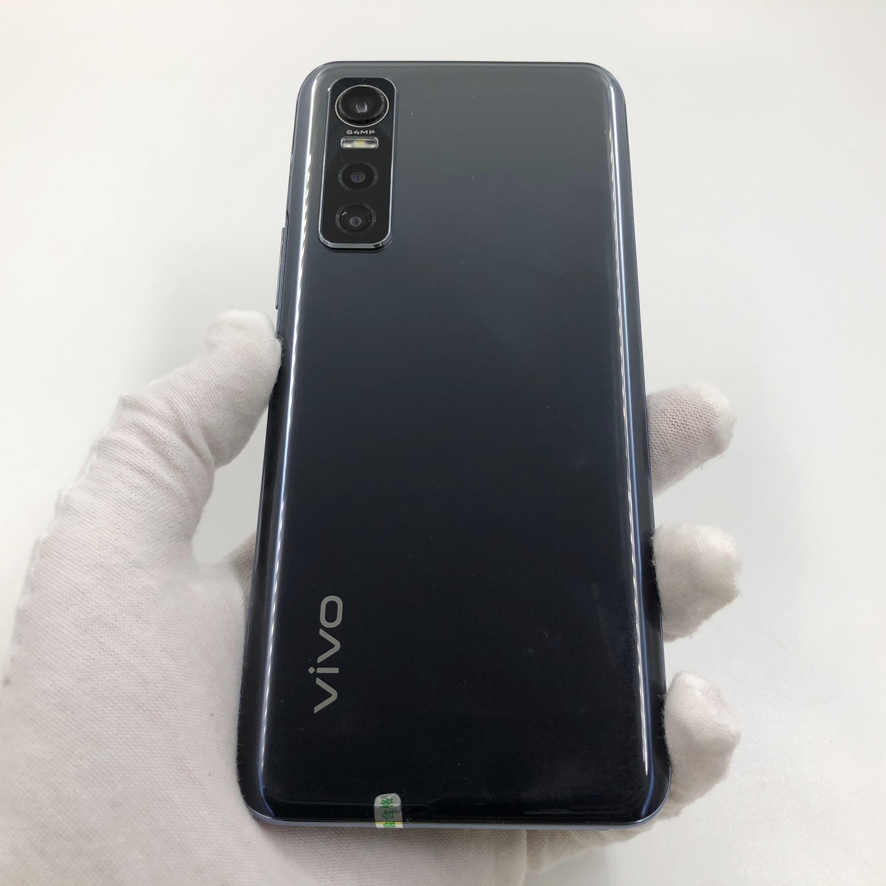 vivo【S7e 5G】5G全网通 黑镜 8G/128G 国行 9成新 真机实拍