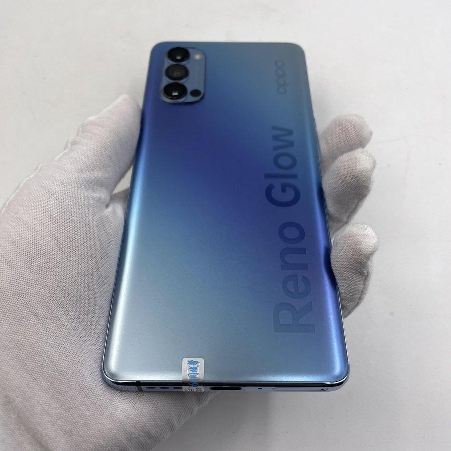 oppo【Reno4 Pro 5G】5G全网通 晶钻蓝 8G/128G 国行 9成新
