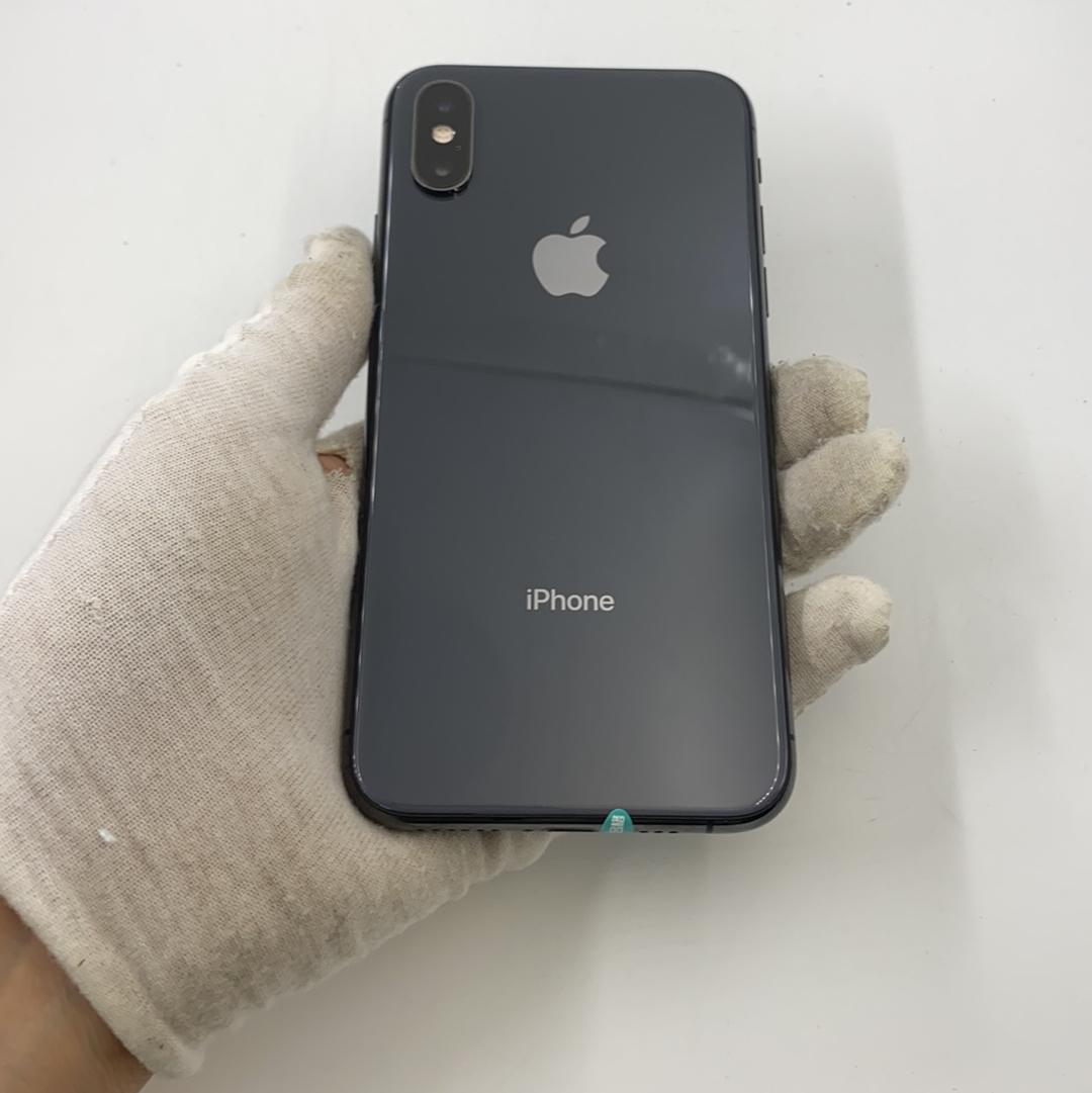苹果【iPhone Xs】4G全网通 深空灰 64G 国行 99新