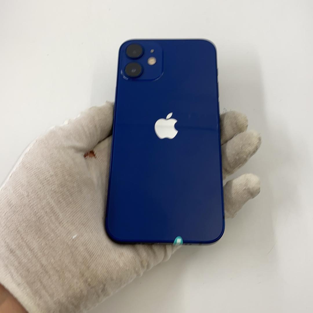 苹果【iPhone 12 mini】5G全网通 蓝色 64G 国行 95新