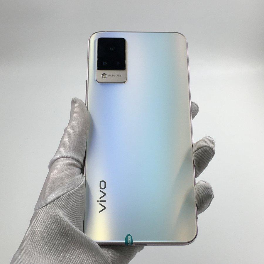 vivo【S9 5G】5G全网通 朝露白 8G/128G 国行 8成新