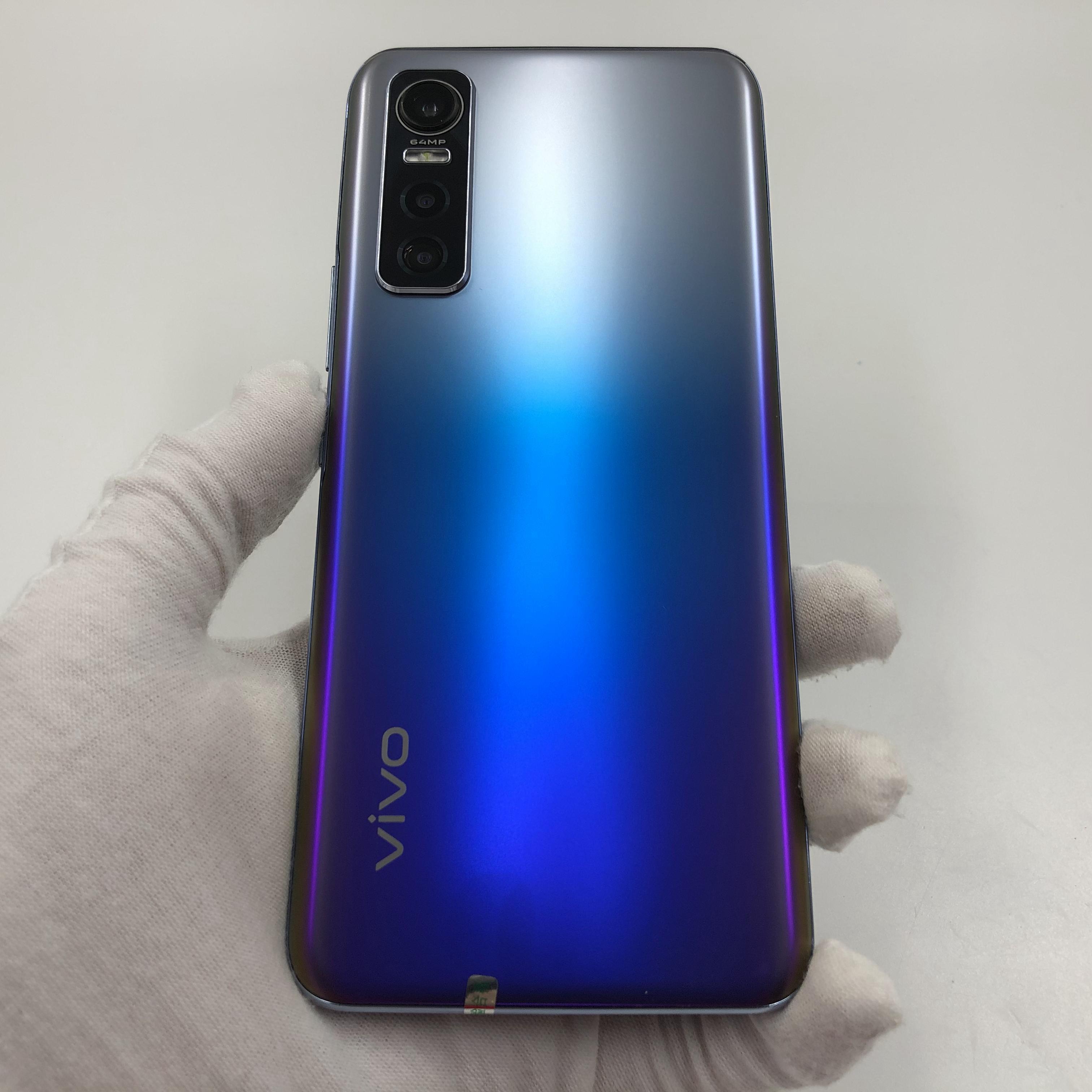 vivo【S7e 5G】5G全网通 幻砂星海 8G/128G 国行 8成新 真机实拍