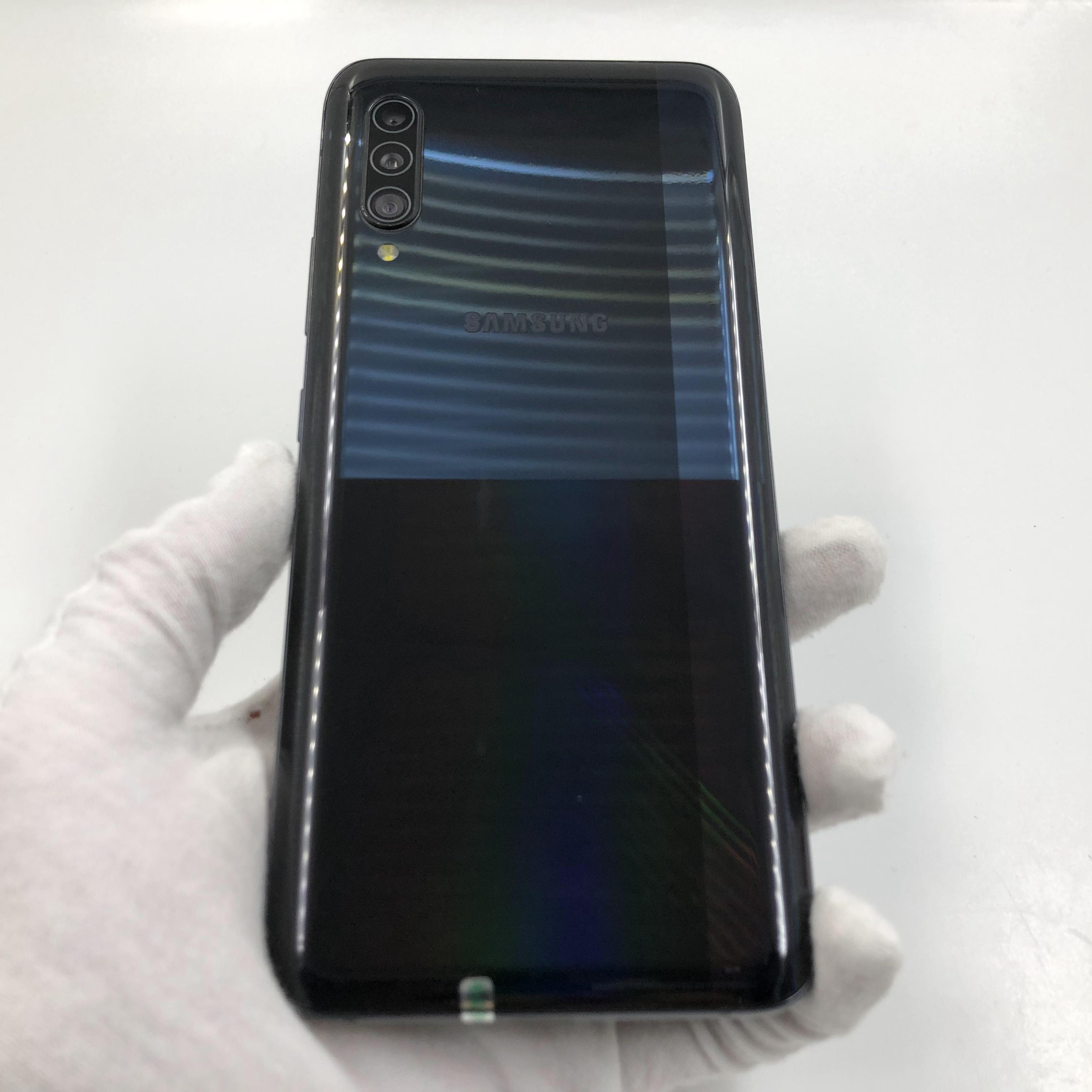 三星【Galaxy A90 5G】5G全网通 黑色 8G/128G 国行 8成新 真机实拍