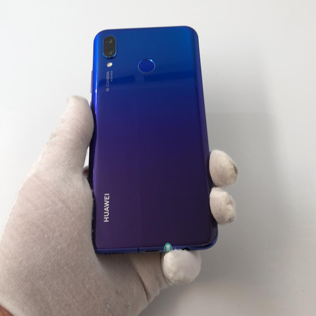 华为【Nova3】4G全网通 紫色 6G/128G 国行 8成新