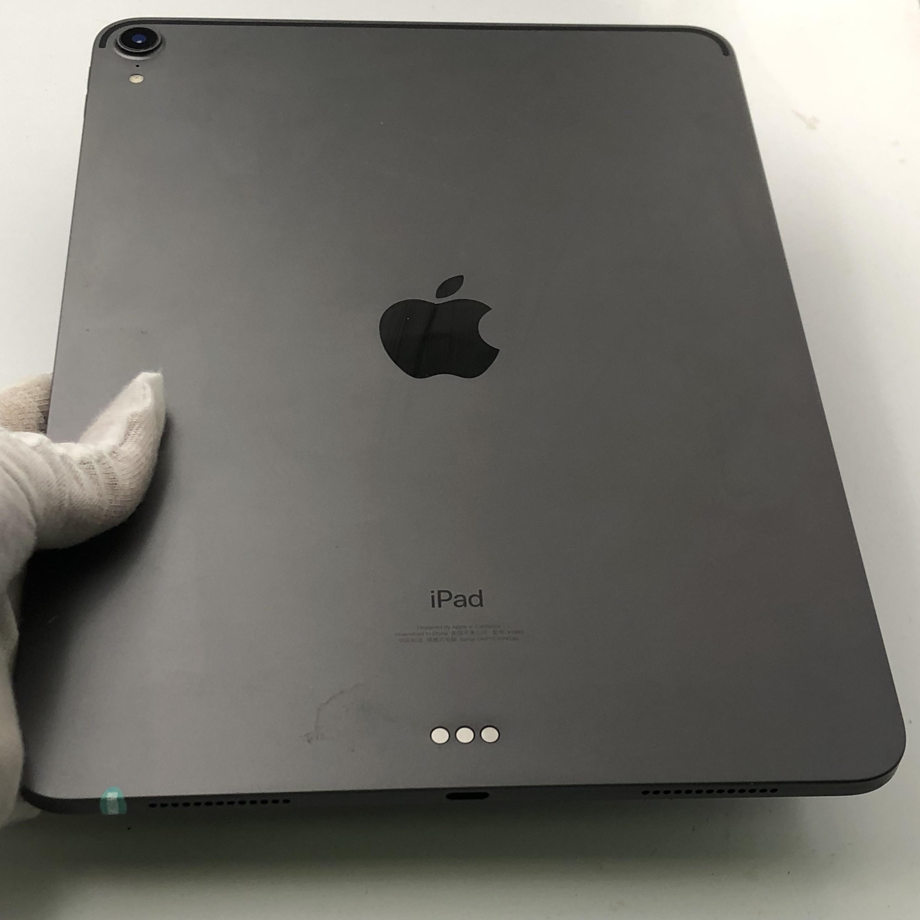 苹果【iPad Pro 11英寸 18款】WIFI版 深空灰 256G 国行 9成新