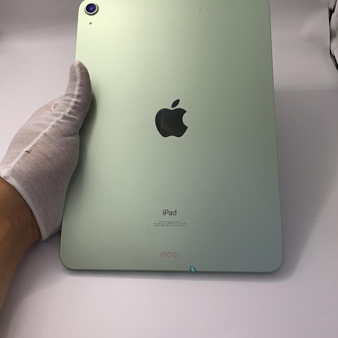苹果【iPad Air4 10.9英寸 20款】WIFI版 绿色 256G 国行 99新