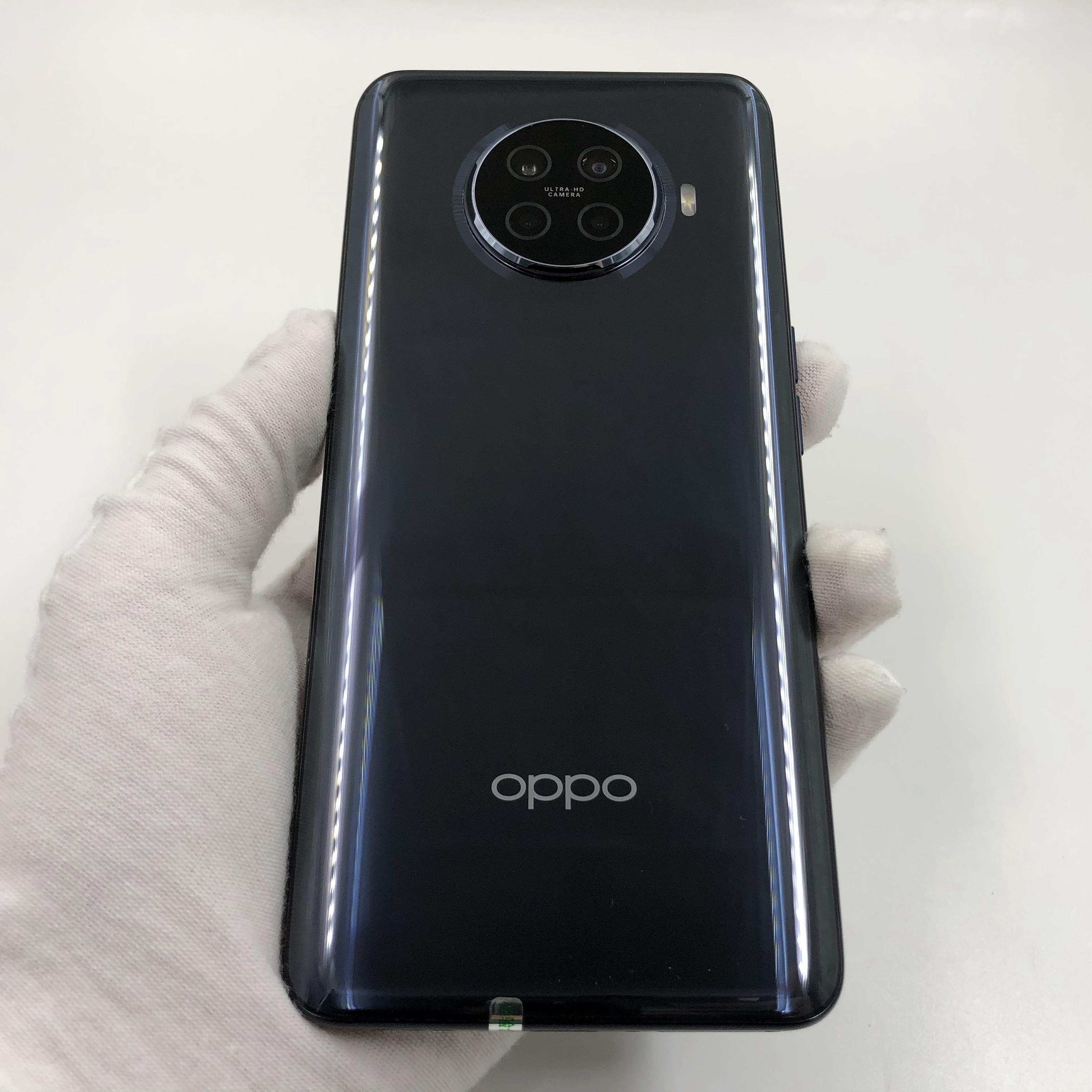 oppo【Ace2 5G】5G全网通 月岩灰 8G/256G 国行 95新 真机实拍