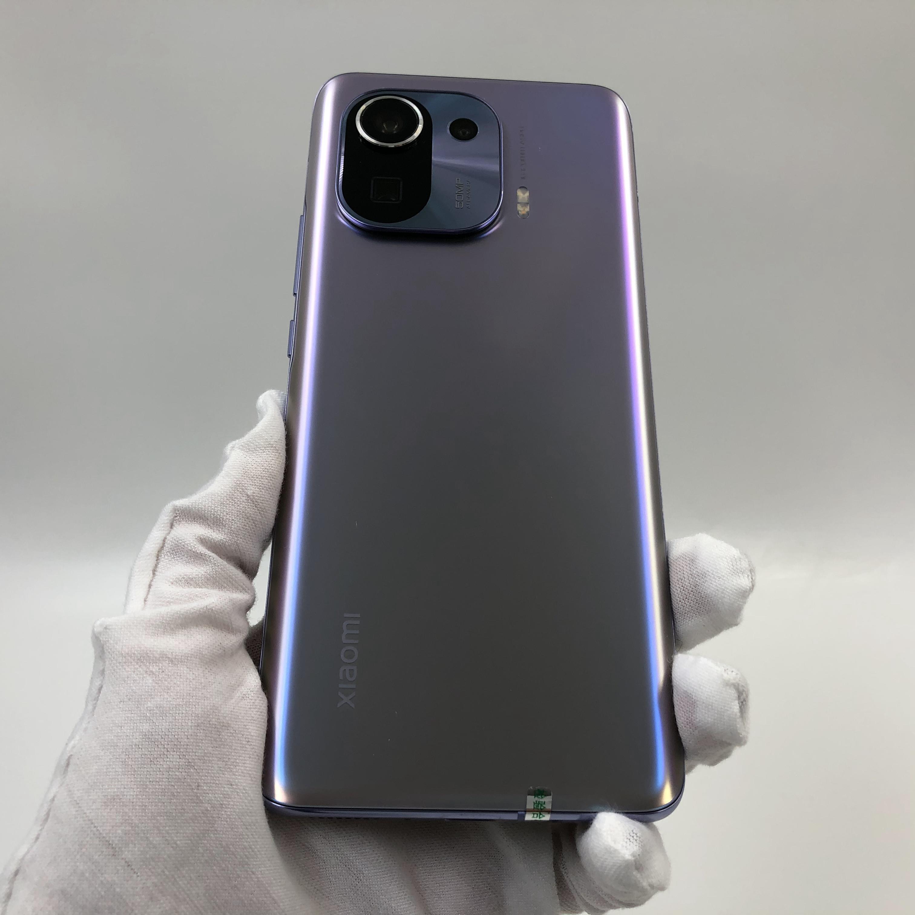 小米【小米11 Pro 5G】5G全网通 紫色 8G/128G 国行 9成新 真机实拍