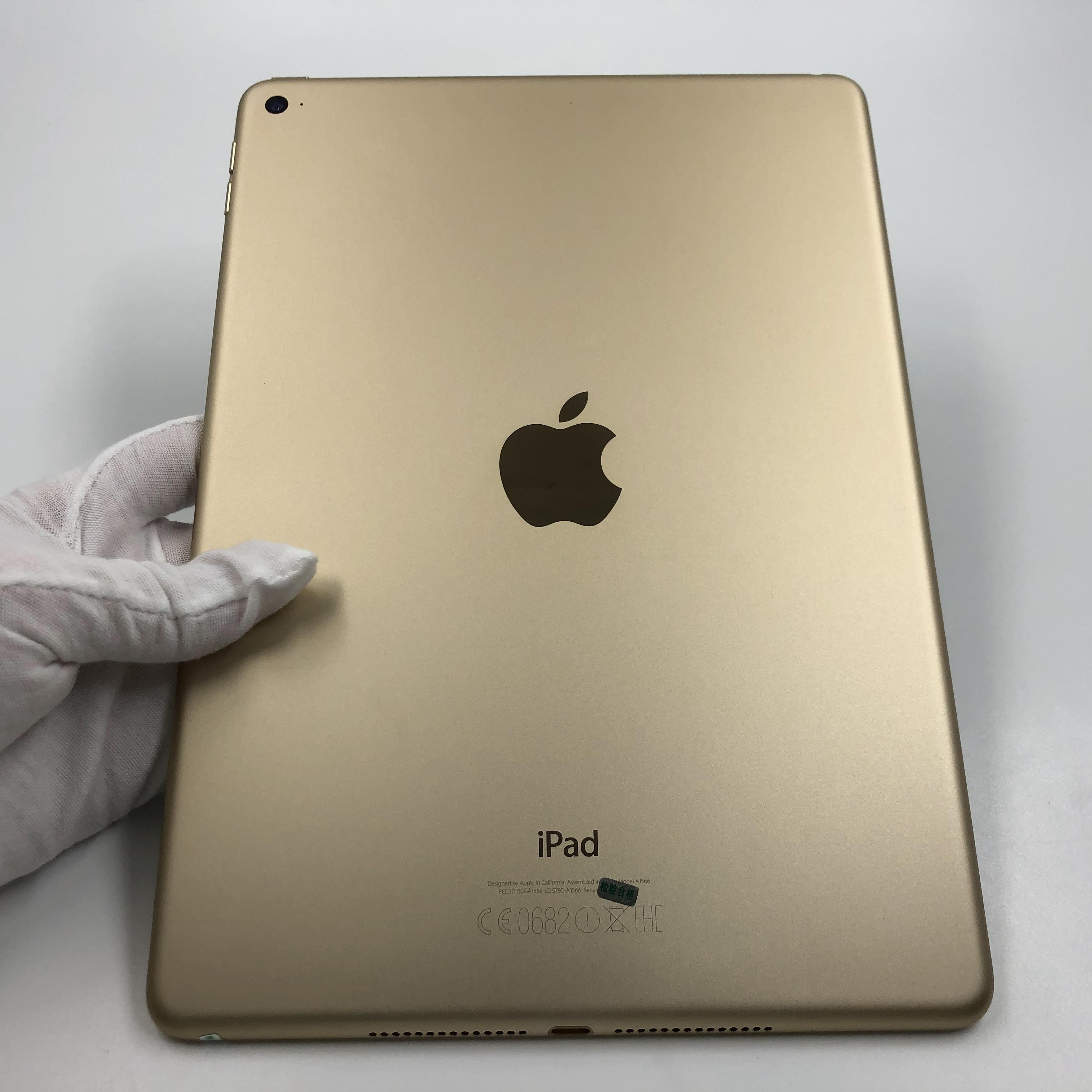 苹果【iPad Air 2】WIFI版 金色 64G 国际版 95新 真机实拍