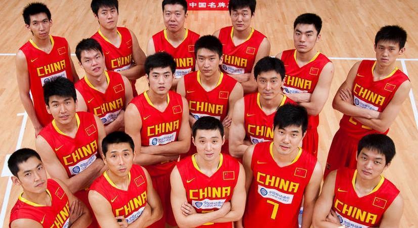中国篮球_中国国家篮球队_360百科