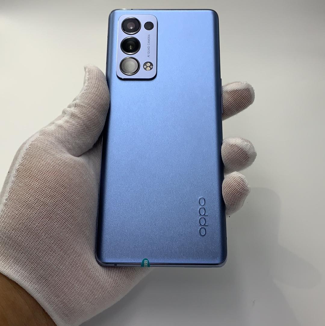 oppo【Reno6 Pro+】5G全网通 月海 8G/128G 国行 99新